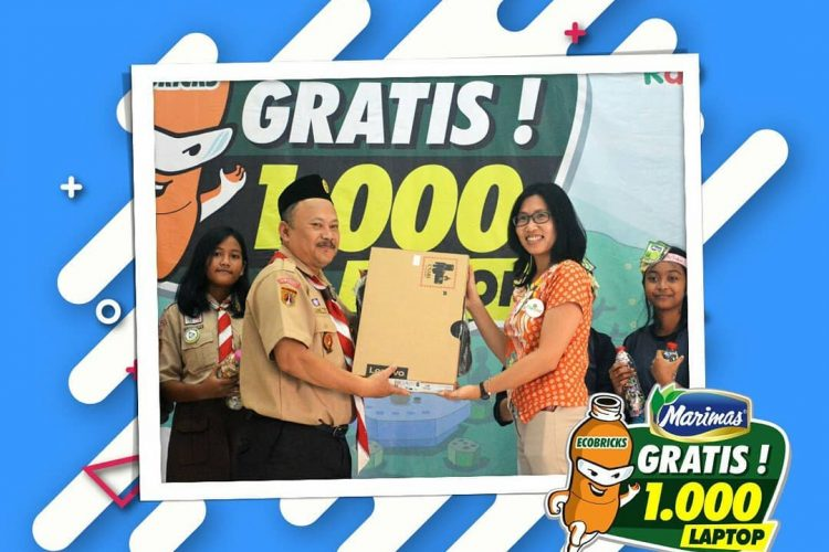 foto event marimas ecobricks gratis 1000 laptop